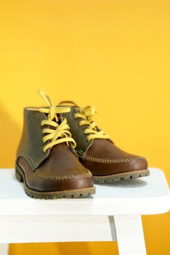 Zapatos de piel cómodos