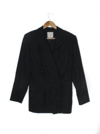 Blazer negro formal