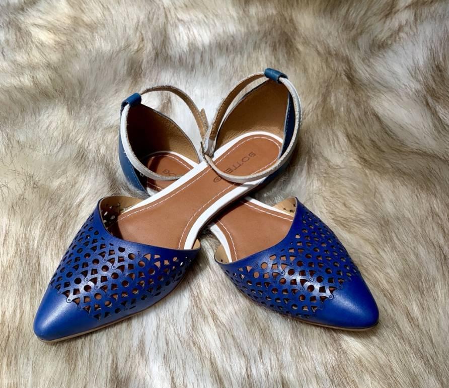 d9f440de Zapatos planos - GoTrendier - 447351