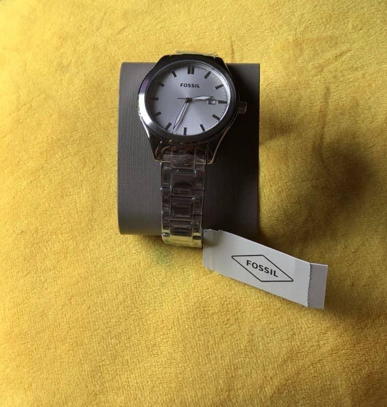 dc6e781dcec3 Reloj fossil metalico para mujer BQ3183 original - GoTrendier - 61052