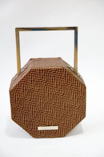 Bolso forma de octágono
