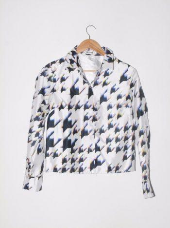 Camisa manga larga con estampado