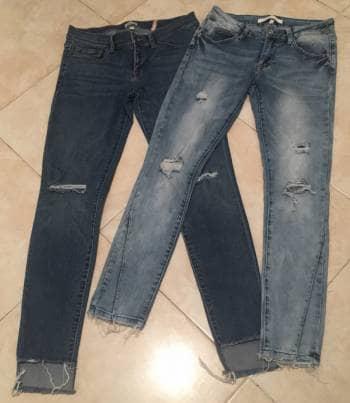 Pantalon de jeans talla M 2x1  marca Special A