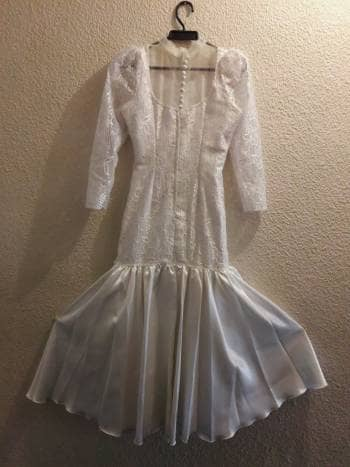 Vestido de Novia Primaveral