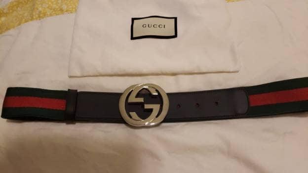 Cinturon Gucci ORIGINAL - GoTrendier - 120297 b5bc9988e9b