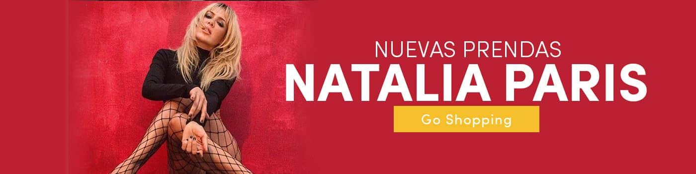 Nuevas Prendas Natalia Paris