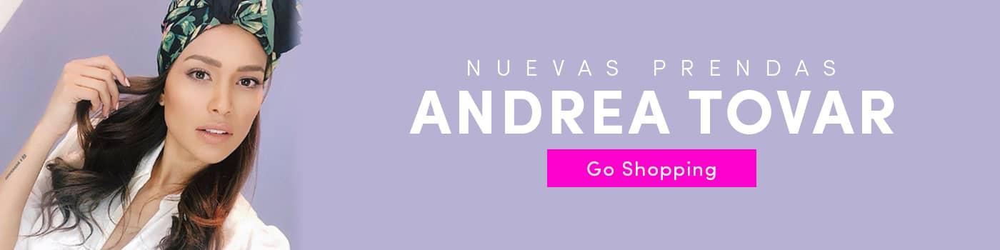 Nuevas Prendas Andrea Tovar